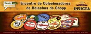 Colecionadores Bolacha de Chopp Personalizada